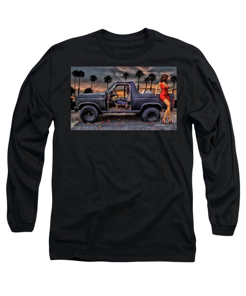 What Dreams Are Made Of Long Sleeve T-Shirt