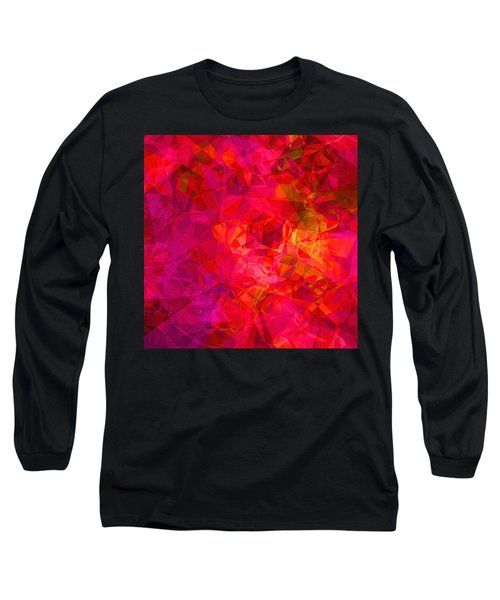 What The Heart Wants Long Sleeve T-Shirt