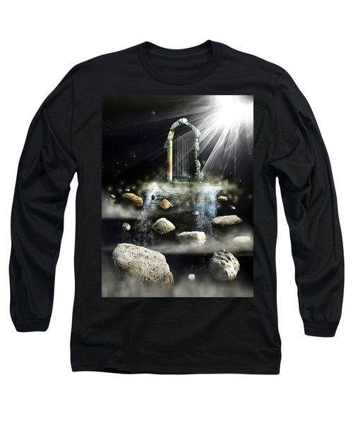 What's The Next Step  Long Sleeve T-Shirt