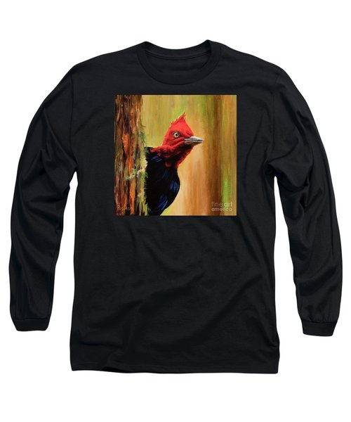 Whats Up? Long Sleeve T-Shirt