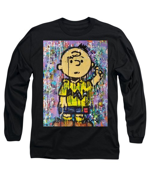 What.up.chuck Long Sleeve T-Shirt