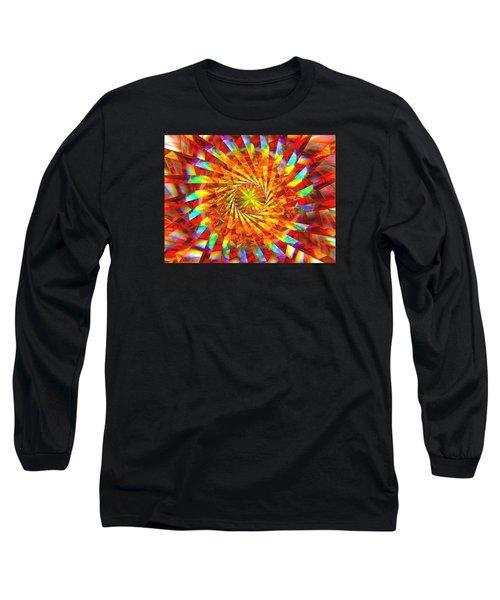 Wheel Of Light Long Sleeve T-Shirt