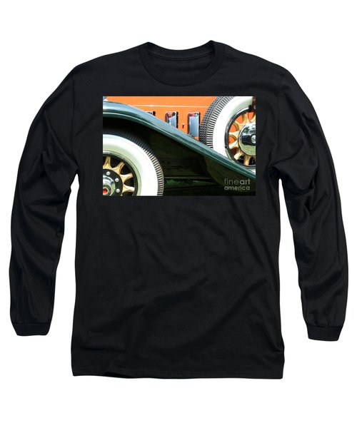 Wheels Long Sleeve T-Shirt
