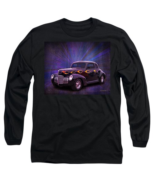 Wheels Of Dreams 2b Long Sleeve T-Shirt