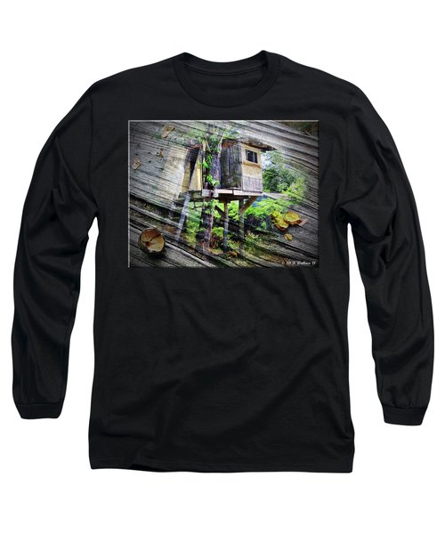 Long Sleeve T-Shirt featuring the photograph When Boys Dream by Brian Wallace