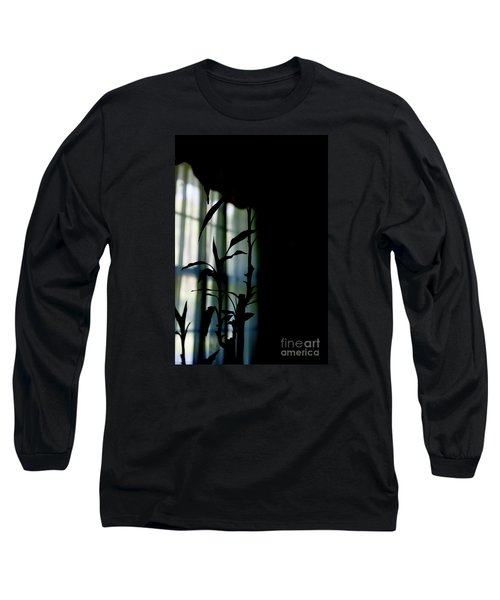 When It Wears The Blue Of May Long Sleeve T-Shirt by Linda Shafer