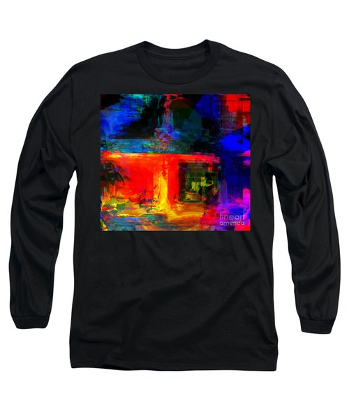 When Water Will Not Stop Long Sleeve T-Shirt