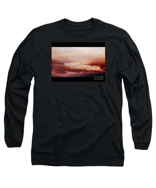 Where Angels Live Long Sleeve T-Shirt