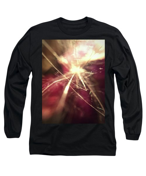 Where Are We Now Long Sleeve T-Shirt