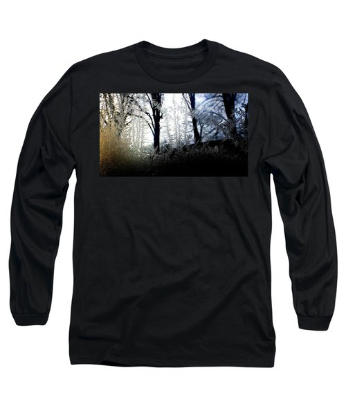 Where Dawn And Dusk Meet Long Sleeve T-Shirt