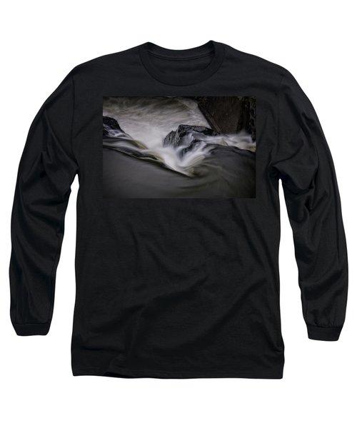 Whetstone Canyon Long Sleeve T-Shirt by Tom Singleton