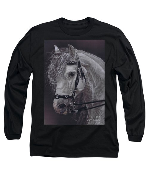 White Lightning Long Sleeve T-Shirt