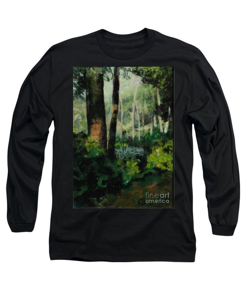 White Mountain Woods Long Sleeve T-Shirt