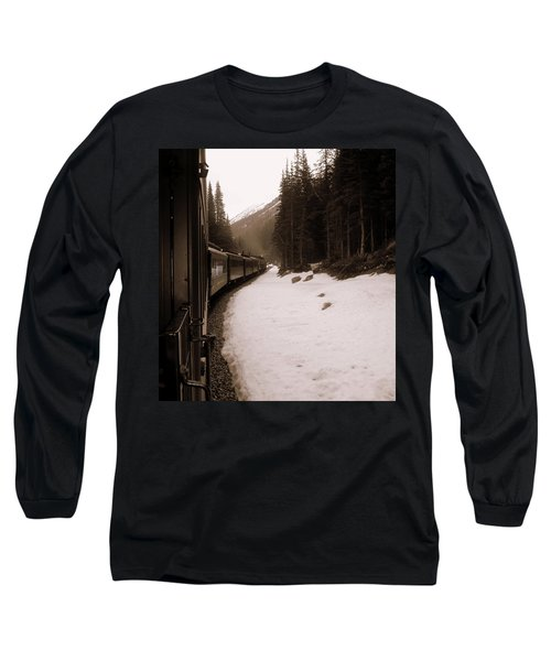 White Pass Railway Long Sleeve T-Shirt