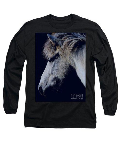 White Viking  Long Sleeve T-Shirt