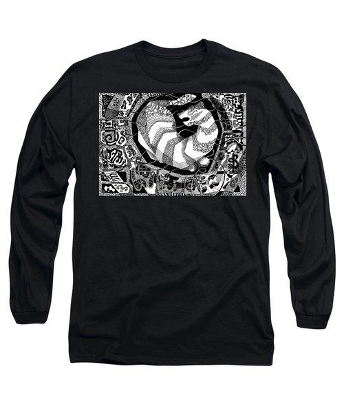 Whitetiger  Long Sleeve T-Shirt