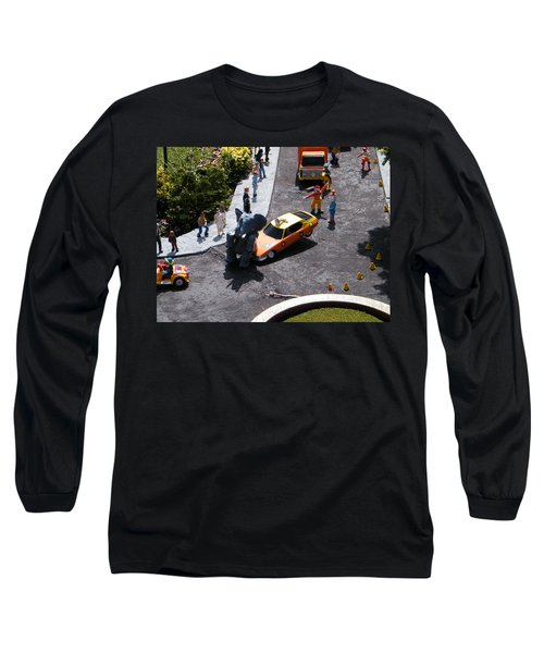 Whoooooops Long Sleeve T-Shirt
