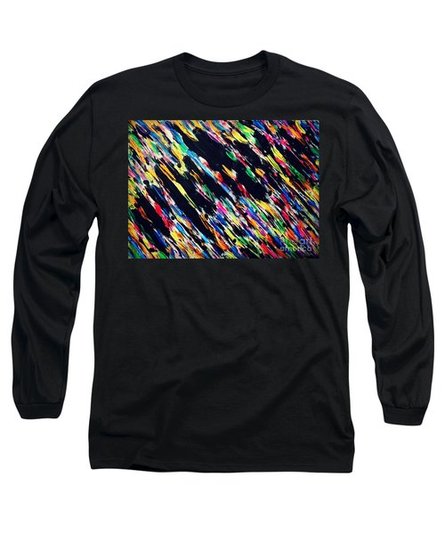 Why Did You Leave Me? Long Sleeve T-Shirt