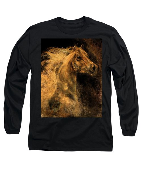 Wild And Free Long Sleeve T-Shirt by Barbie Batson