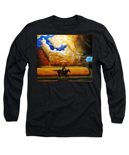 Wild Fire  Long Sleeve T-Shirt
