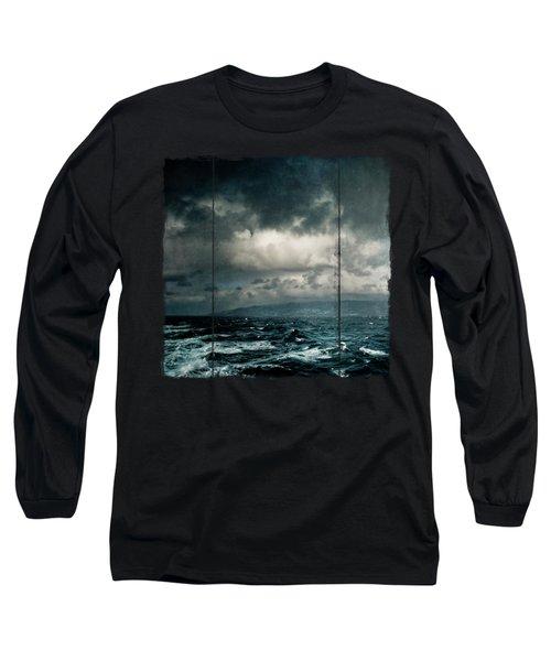 Wild Ocean Long Sleeve T-Shirt