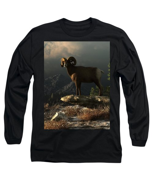 Wild Ram Long Sleeve T-Shirt