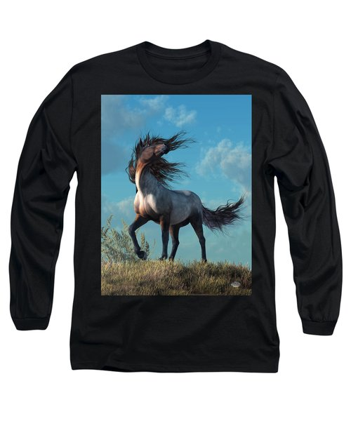 Wild Roan Long Sleeve T-Shirt