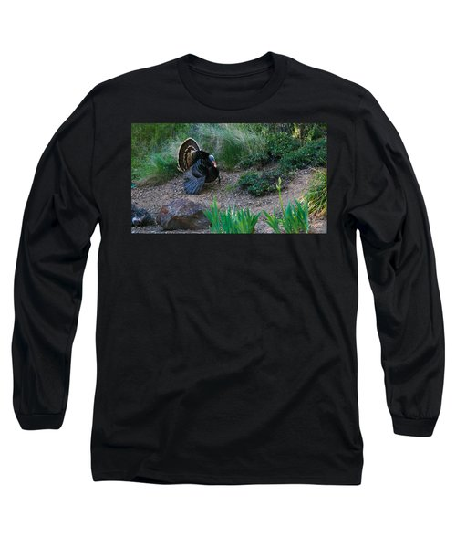 Wild Turkey Long Sleeve T-Shirt