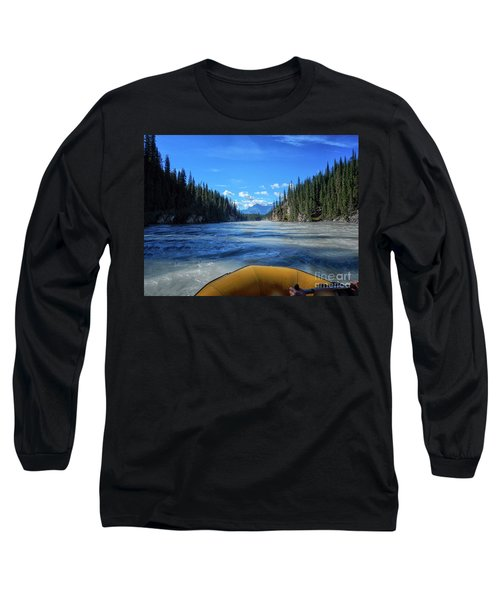 Wild Water Rafting Long Sleeve T-Shirt