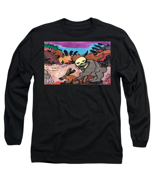 Wildcat Long Sleeve T-Shirt by Don Koester