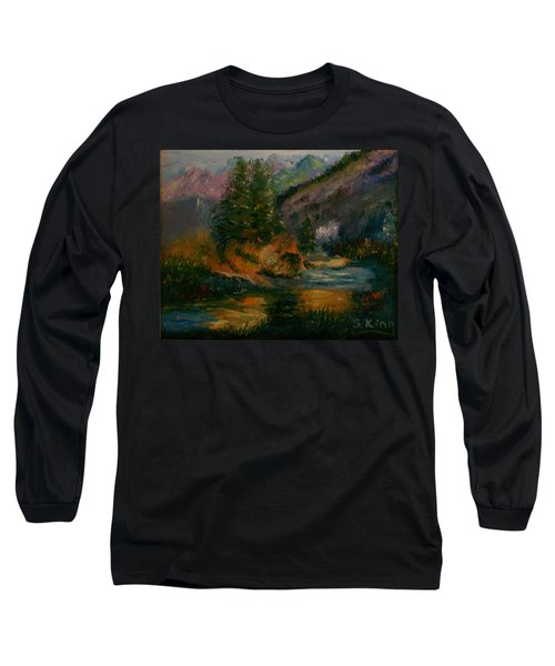 Wilderness Stream Long Sleeve T-Shirt