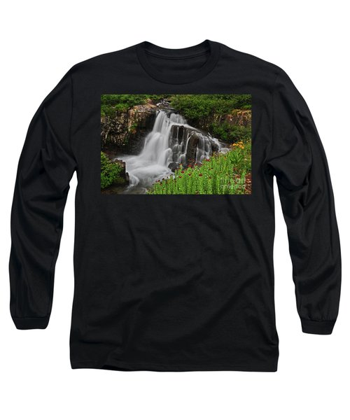 Wildflower Falls Long Sleeve T-Shirt