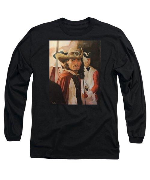 Will Turner Long Sleeve T-Shirt