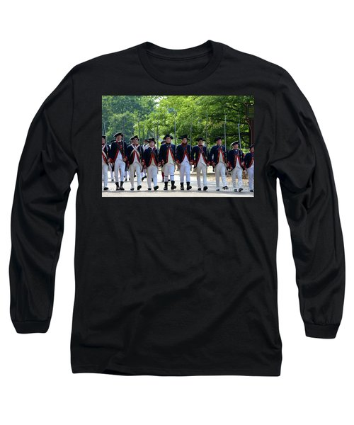 Williamsburg Long Sleeve T-Shirt