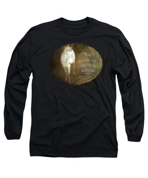 Willing Spirit - Jesse Long Sleeve T-Shirt