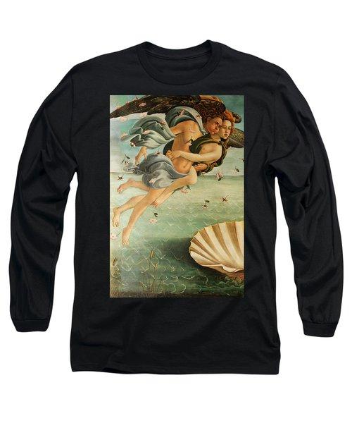 Wind God Zephyr Long Sleeve T-Shirt