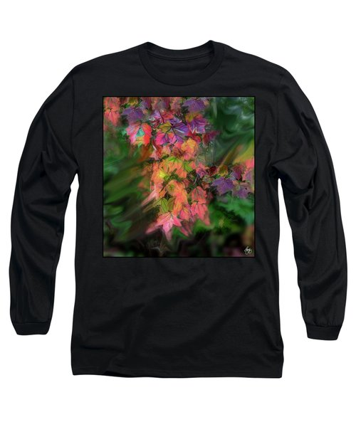 Wind In The Maple Long Sleeve T-Shirt