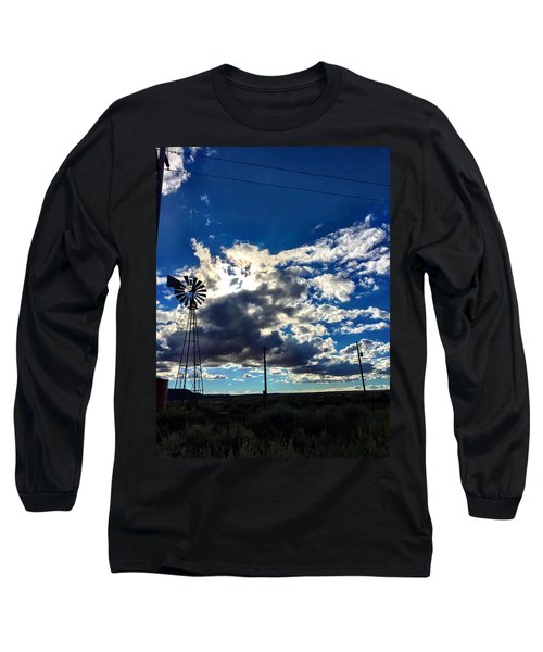 Windmill Lonely Long Sleeve T-Shirt