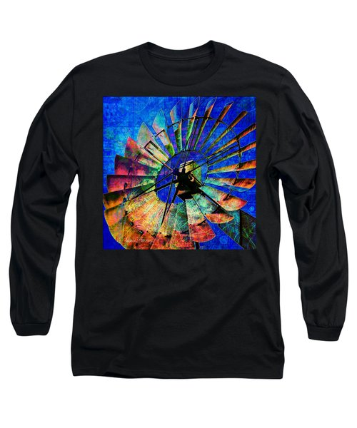 Windmill Power Long Sleeve T-Shirt