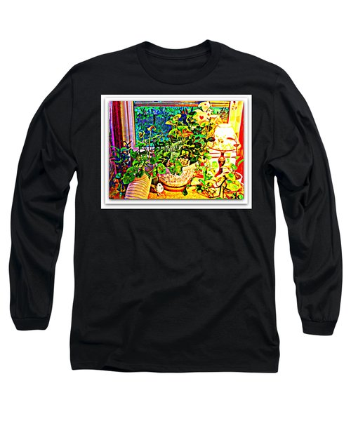 Window Plant Long Sleeve T-Shirt