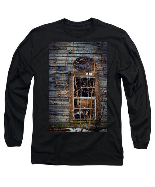 Window Shopping Long Sleeve T-Shirt