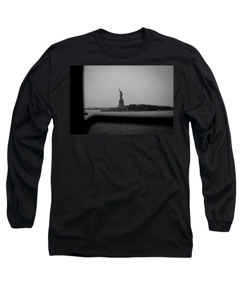 Window To Liberty Long Sleeve T-Shirt