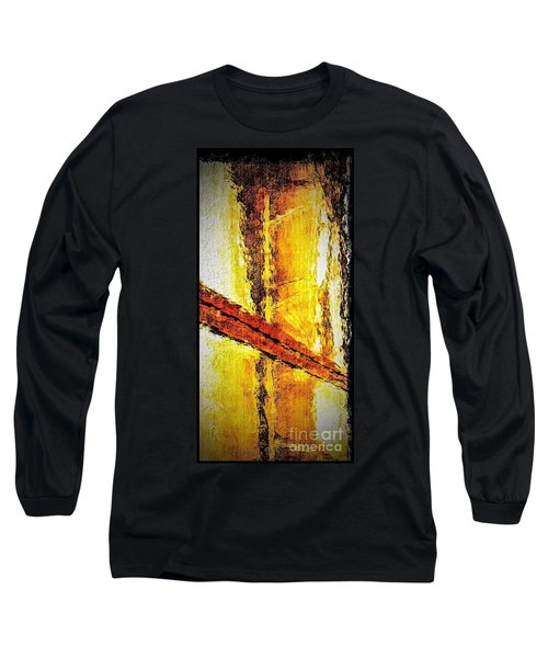 Window Long Sleeve T-Shirt by William Wyckoff