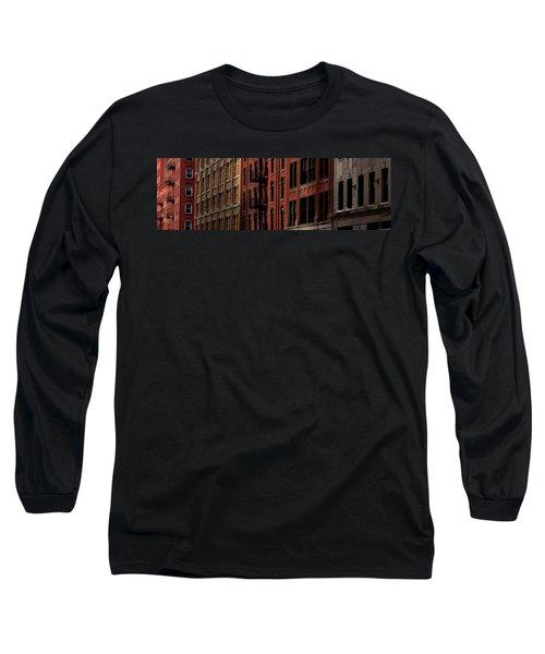Windows Of New York Long Sleeve T-Shirt
