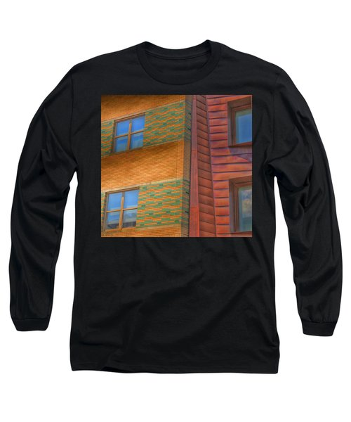 Windowscapes Long Sleeve T-Shirt