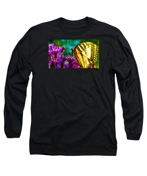 Wings Of A Tiger Long Sleeve T-Shirt