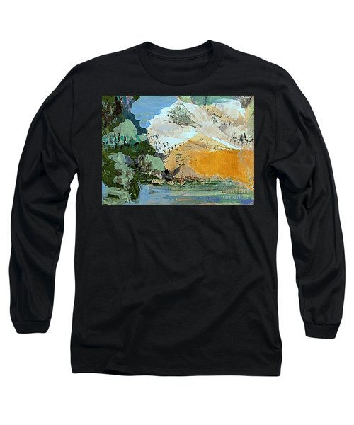 Winter Fantasy Long Sleeve T-Shirt by Nancy Kane Chapman