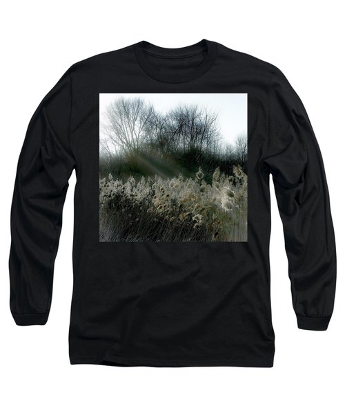 Winter Fringe Long Sleeve T-Shirt