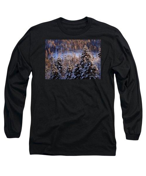 winter in Bavaria 8 Long Sleeve T-Shirt