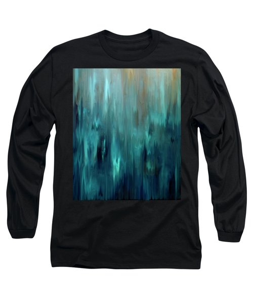 Winter In Finland Long Sleeve T-Shirt